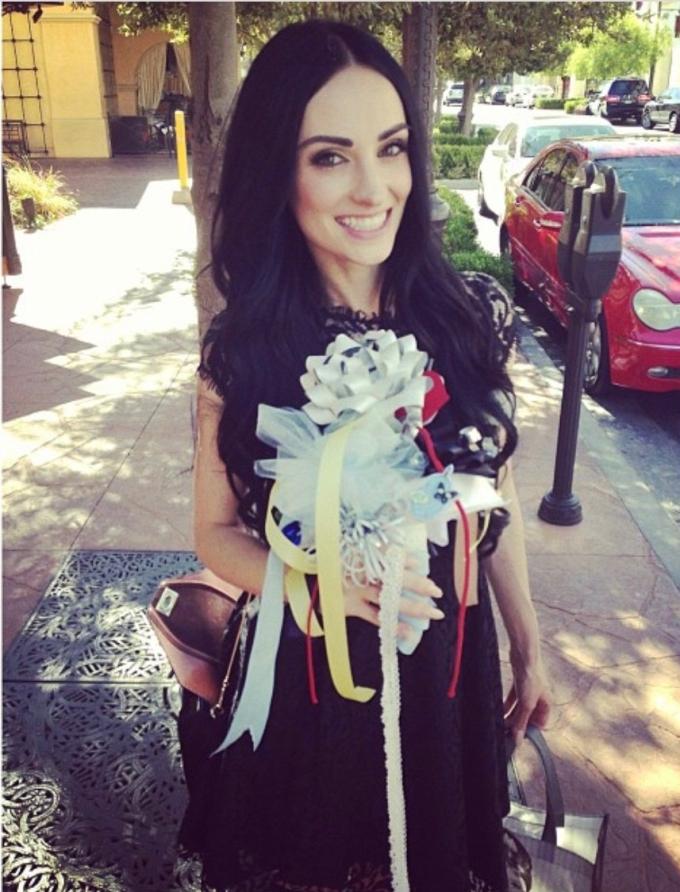 Bridal Shower w/ my Bow Bouquet